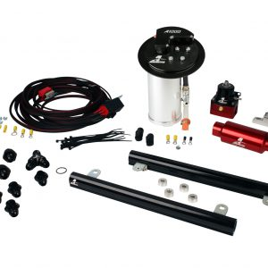 System, 10-13 Mustang GT, 18694 A1000, 14141 5.4L Cobra Jet Rails, 16307 Wire Kit & Misc. Fittings.