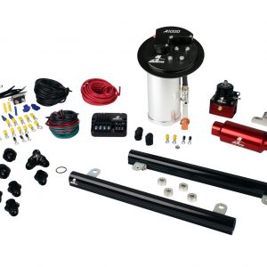 System, 10-13 Mustang GT, 18694 A1000, 14141 5.4L Cobra Jet Rails, 16306 PSC & Misc. Fittings.