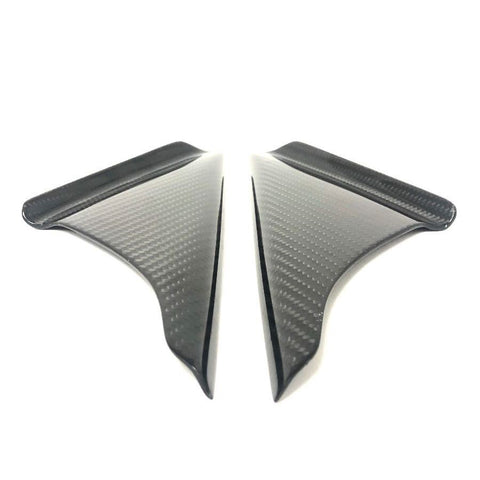 AMS Performance MKV Supra Anti-Wind Buffeting Kit - Matte Carbon