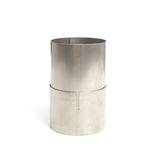 4″ Titanium Slip Joint Connector – 1.2mm/.047″ Wall