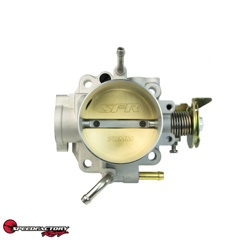 SpeedFactory Racing 70mm Throttle Body w/ Thermal Gasket