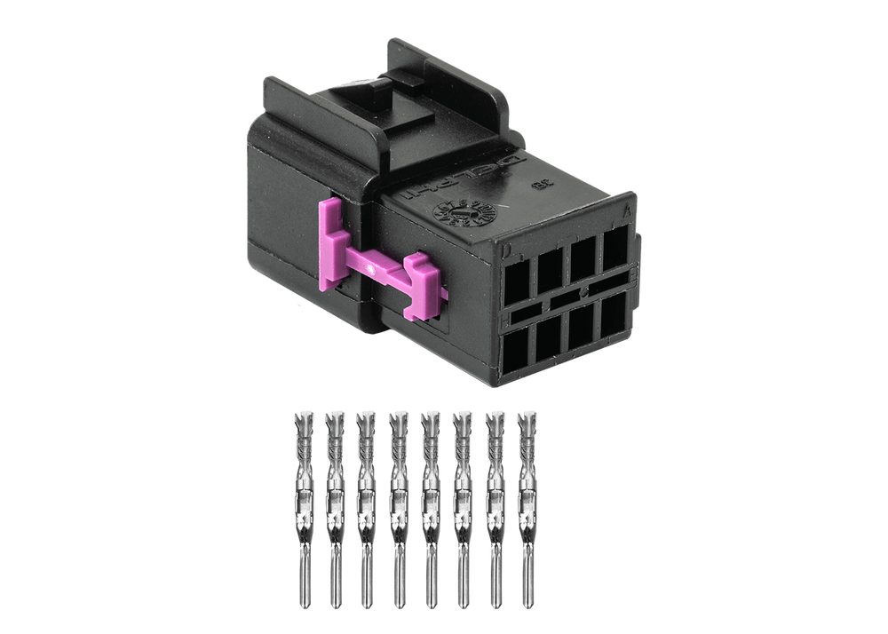 PRO550/600 8-Way Connector Kit