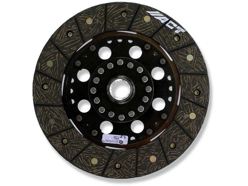 Advanced Clutch Perf Street Rigid Disc Clutch Friction Disc