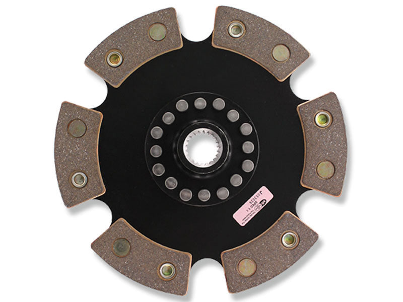 Advanced Clutch 6 Pad Rigid Race Disc Clutch Friction Disc
