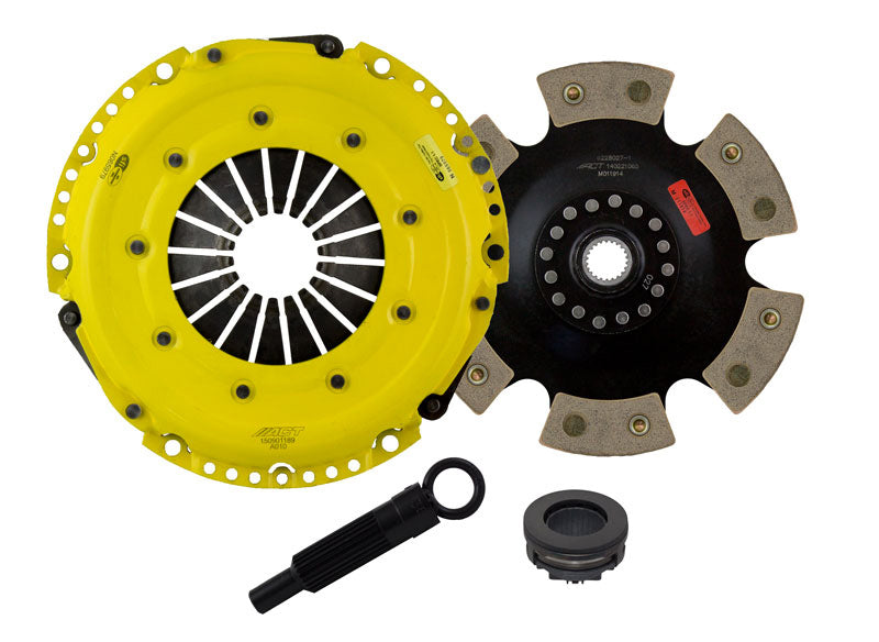 Advanced Clutch HD/Race Rigid 6 Pad Clutch Kit