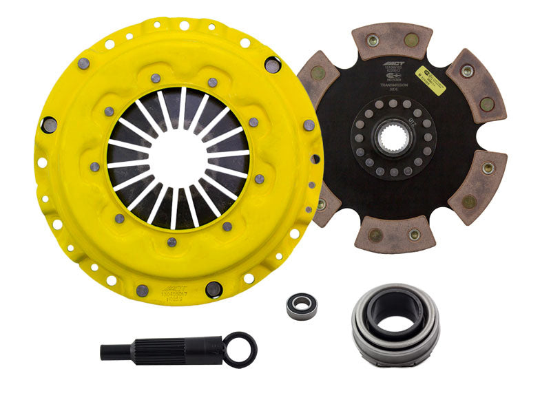 Advanced Clutch Sport/Race Rigid 6 Pad Clutch Kit