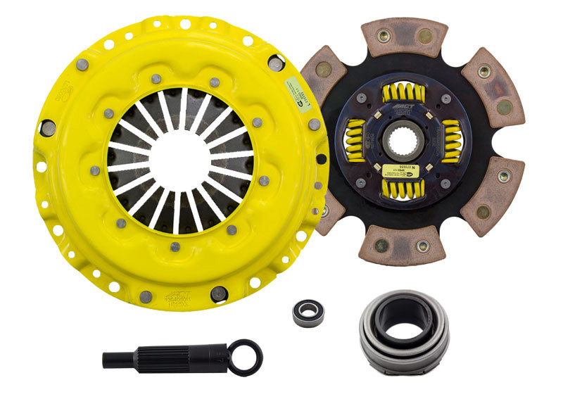 Advanced Clutch MaXX/Race Sprung 6 Pad Clutch Kit