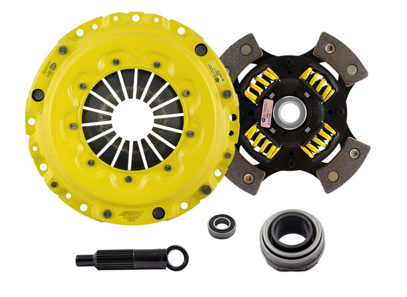 Advanced Clutch HD/Race Rigid 4 Pad Clutch Kit