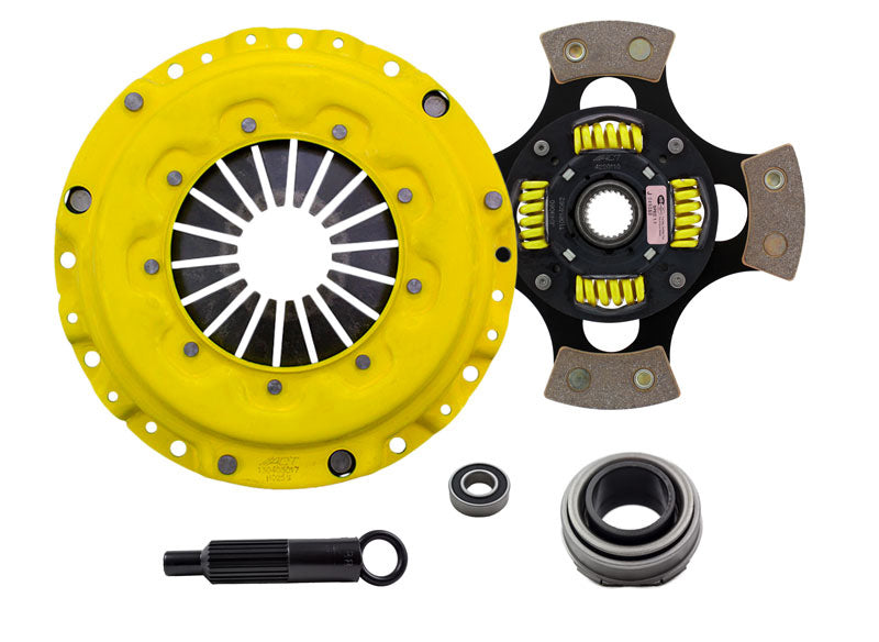 Advanced Clutch Sport/Race Sprung 4 Pad Clutch Kit