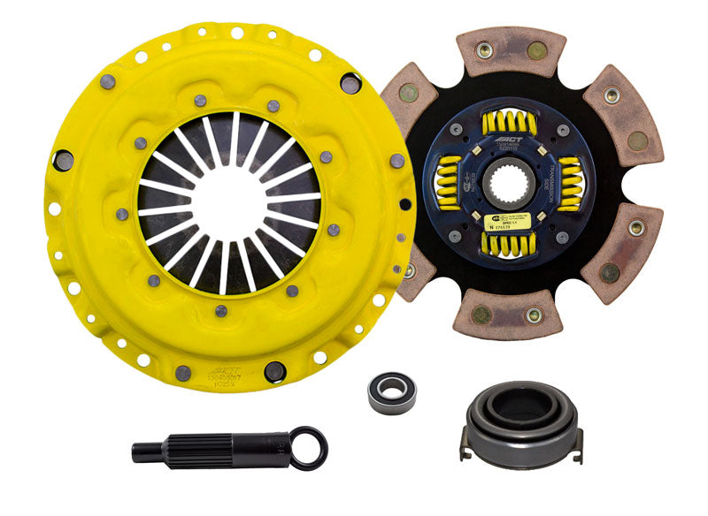 Advanced Clutch Sport/Race Sprung 6 Pad Clutch Kit