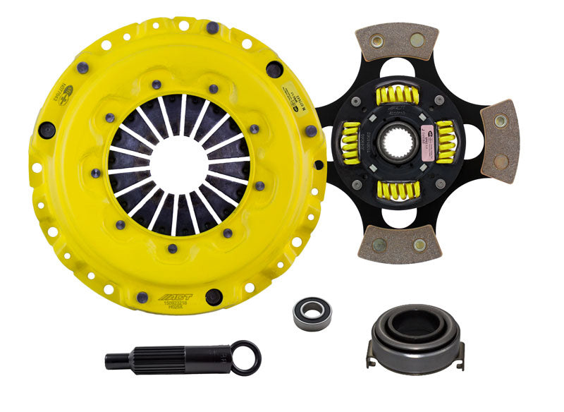 Advanced Clutch XT/Race Sprung 4 Pad Clutch Kit