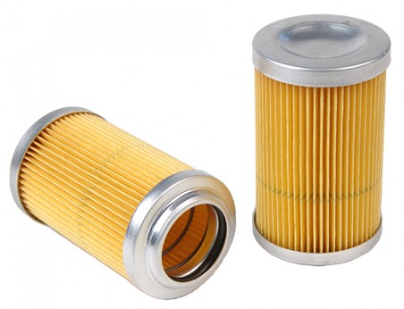 Replacement Element, 10-m Fabric, for 12308/12317 Filter Assembly, Fits All Canister Style Filter Ho