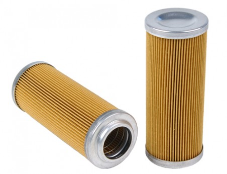 Replacement Element, 10-m Fabric, for 12310/12311 Filter Assembly, Fits All 2-1/2in OD Filter Housing