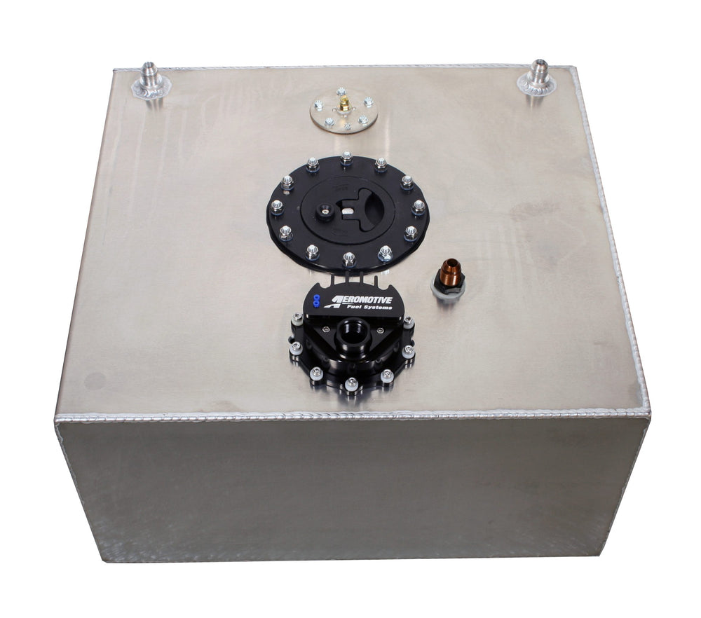 Fuel Cell, 15 Gal, Brushless Spur Gear 3.5gpm.