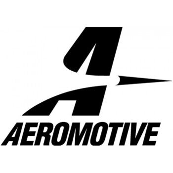 Aeromotive Decals Black