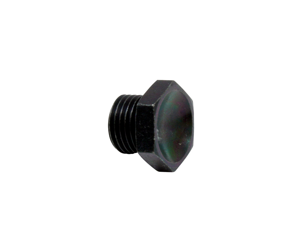 High Volume Fuel Rail Port Plug -6 (9/16-18)