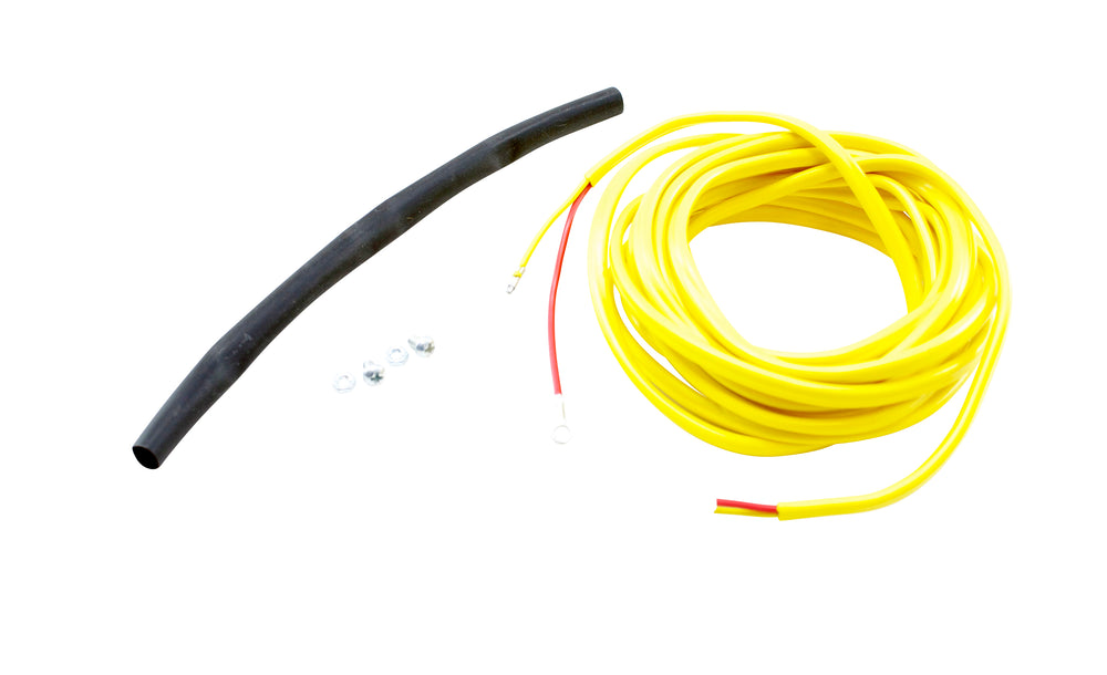 K-Type Closed Tip Thermocouple 10-Foot Wiring Extension Kit, Includes 10 Feet of Wiring Extension, 2