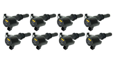 Ford 2004-2008 4.6/5.4 3V SOHC, Direct fit performance ignition coil (8-Pack)