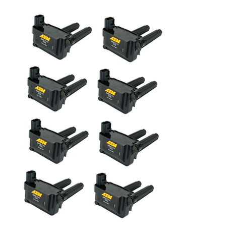 MOPAR 2005-2014 5.7/6.1 Hemi, Dual Boot, Direct fit performance ignition coil (8-Pack)