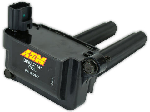 MOPAR 2005-2014 5.7/6.1 Hemi, Dual Boot, Direct fit performance ignition coil (single)