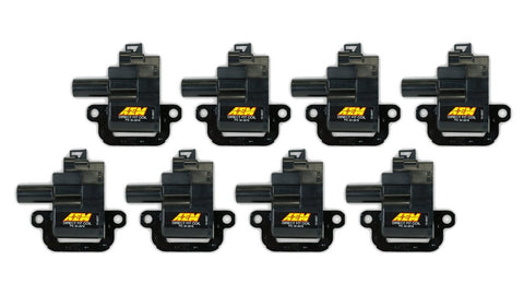 GM 1998-2006 All engines LS1/LS6, Direct fit performance ignition coil (8-Pack)