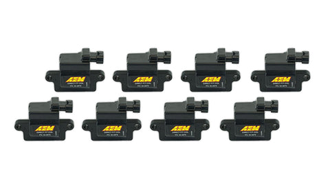 GM 1999-2009 All Engines L-Series Truck, Direct fit performance ignition coil (8-Pack)