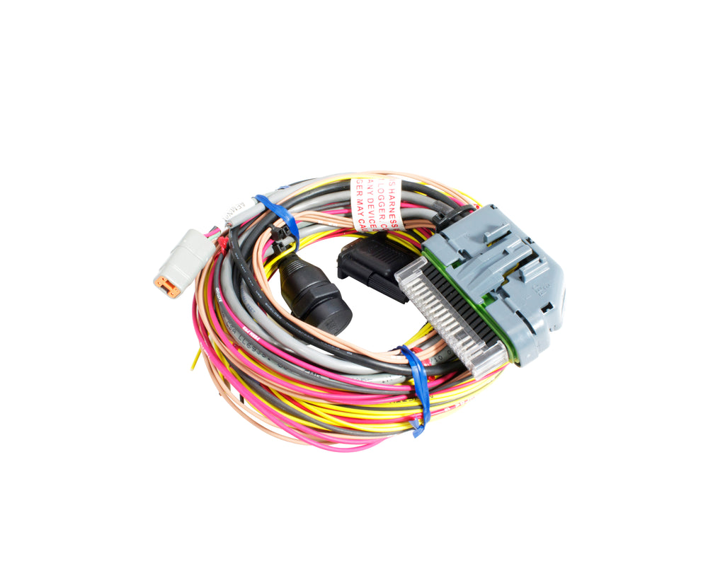 AQ-1 Data Logger 96-inch Flying Lead Wiring Harness