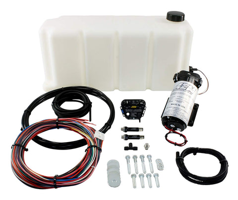 V2 Water/Methanol Injection Kit, HD Diesel Controller - Internal MAP with 40psi max, 200psi WM Pump,