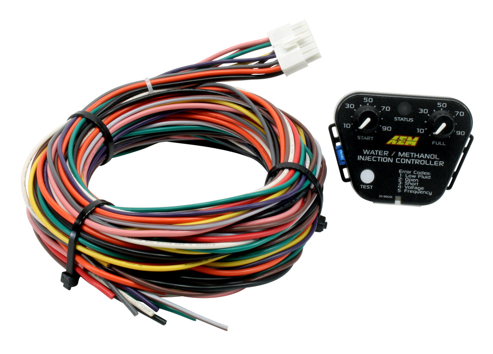 V2 Water/Methanol Multi Input Controller Kit- 0-5v/MAF Frequency or Voltage/Duty Cycle/Ext MAP, CONT
