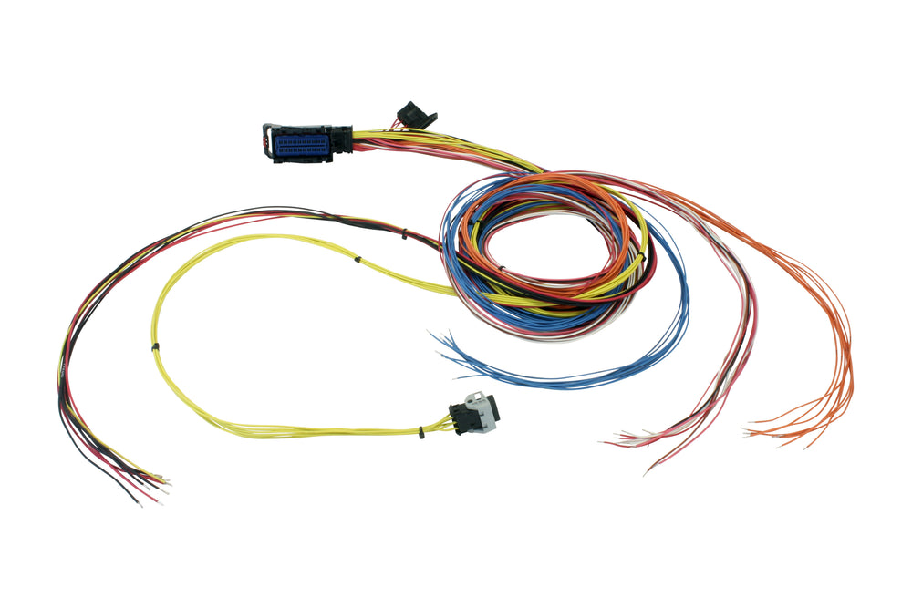 Infinity Flying Lead Harness for PN 30-7106, 30-7108, Wired pwr, grnds, pwr relay, O2, coils, inj, I