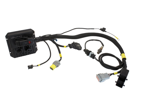 Infinity Plug and Play Jumper Harness for PN 30-7112, Polaris RZR XP Turbo