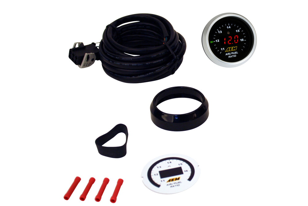Digital Wideband UEGO Gauge, does not include sensor, must use 4.9LSU sensor with gauge