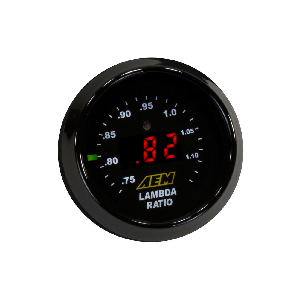 Digital Wideband UEGO Gauge with Bosch LSU 4.9 sensor
