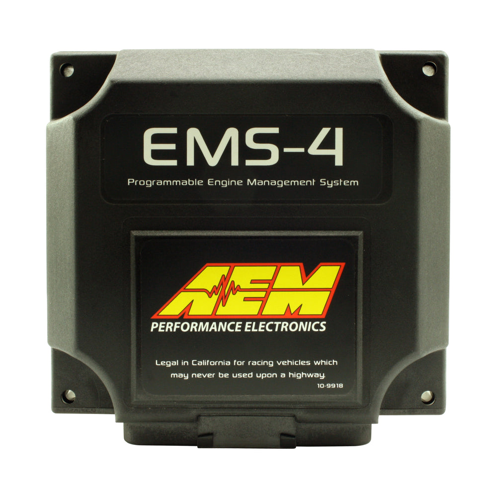 EMS-4 Universal Programmable Engine Manement System