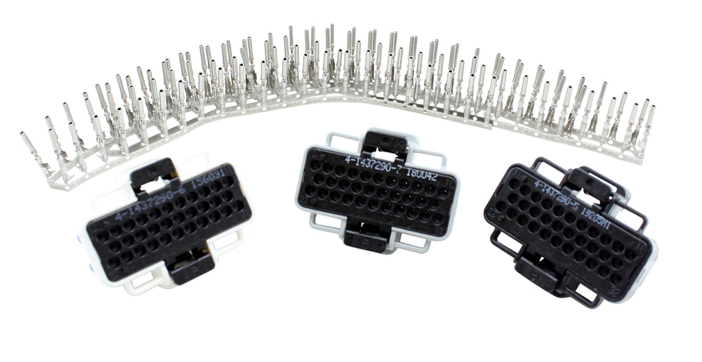 Plug and Pin Kit for 30-1500U, Includes: A, B and C Connectors and 105 X Small Contacts
