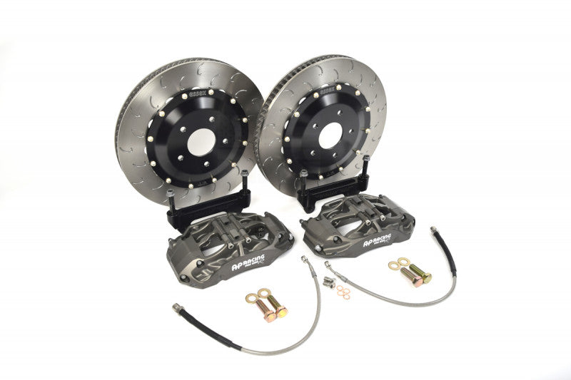 AP Racing Radi-CAL Competition Brake Kit (Front 9660/372mm) for Toyota GR Supra