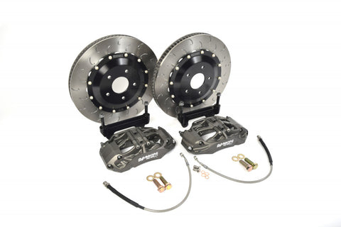 AP Racing Radi-CAL Competition Brake Kit (Front 9660//372mm) for Toyota GR Supra