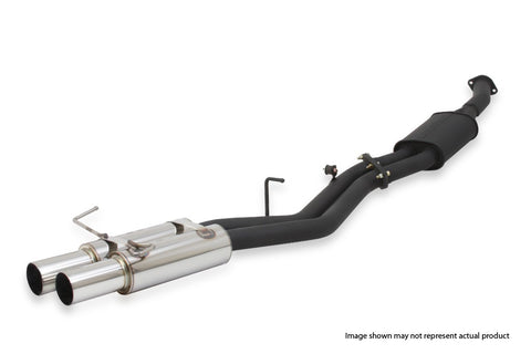 APEXI DUAL N1 EXHAUST FOR NISSAN 240SX 89-93