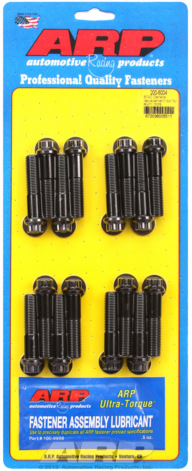 8740 General Replacement Rod Bolt Kit Complete Aluminum Rod Replacement