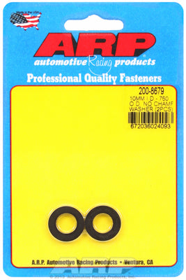 Black Oxide 1-PC Bulk Metric Special Purpose Washers
