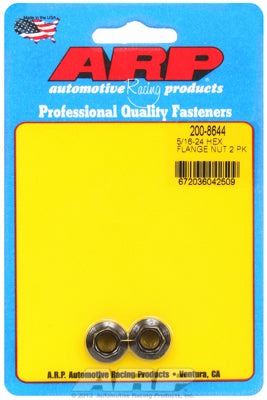 5/16-24 1-PC Bulk Hex Nut