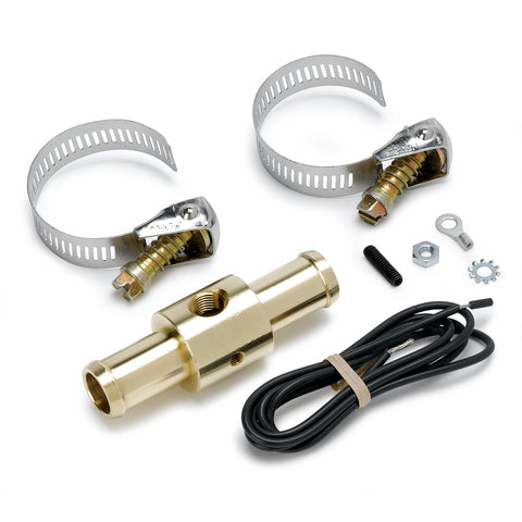 FITTING, ADAPTER, HEATER HOSE, 5/8in, 1/8in NPTF FEMALE, BRASS