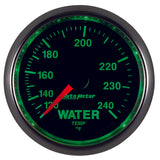 GAUGE, WATER TEMP, 2 1/16in, 120-240?F, MECHANICAL, GS