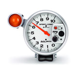 GAUGE, TACHOMETER, 5in, 10K RPM, PEDESTAL W/ EXT. SHIFT-LITE, ULTRA-LITE