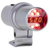 SHIFT LIGHT, DIGITAL W/ MULTI-COLOR LED, SILVER, PEDESTAL MOUNT, DPSS LEVEL 2