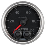 GAUGE, WATER PRESS, 2 1/16in, 100PSI, STEPPER MOTOR W/PEAK & WARN, ELITE