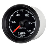 GAUGE, FUEL PRESSURE, 2 1/16in, 100PSI, DIGITAL STEPPER MOTOR, ES