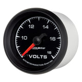 GAUGE, VOLTMETER, 2 1/16in, 18V, DIGITAL STEPPER MOTOR, ES
