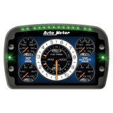 RACING INSTRUMENT DISPLAY, COLOR LCD, CONFIG, SHIFT & ALARM LIGHTS, DATALOGGING