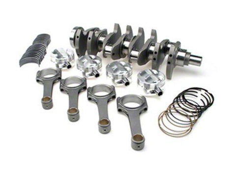 STROKER KIT - Scion 2AZ-FE - 102mm Stroke Billet Crank, ProH625+ Rods, Custom Pistons